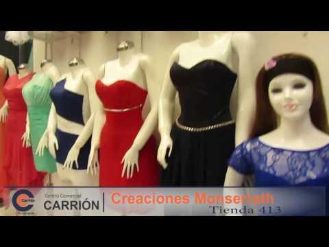 Noche Creaciones De Gamarra Monserrath Youtube Vestidos TwPXZulOki