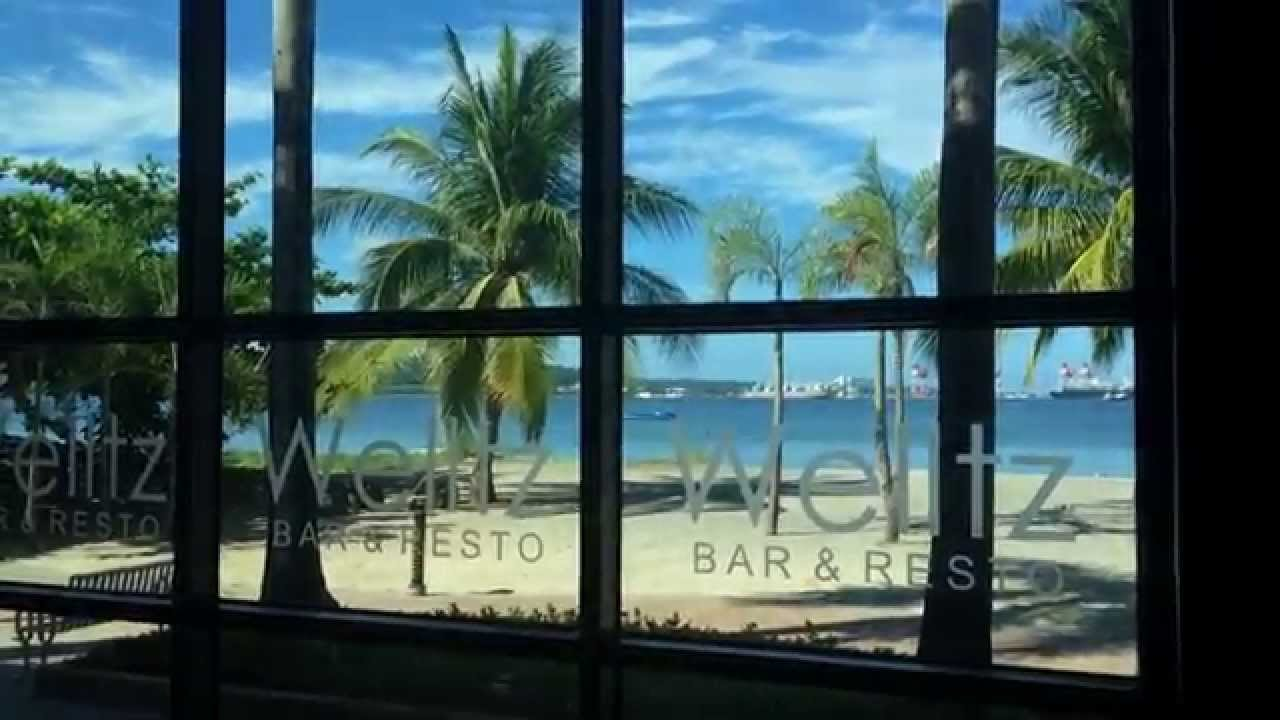 Welltz Bar And Restaraunt Breakfast Terrace Hotel Subic Bay Waterfront Road By Hourphilippines You