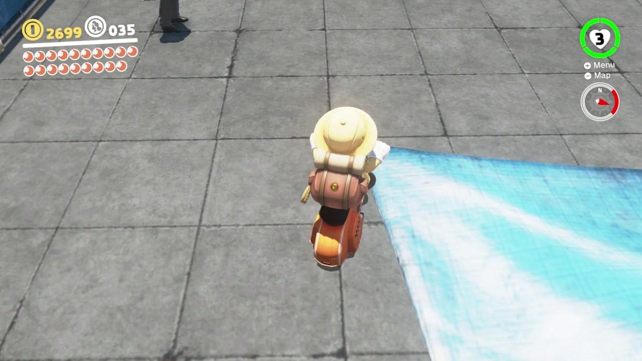 Metro Kingdom Super Mario Odyssey Walkthrough Guide