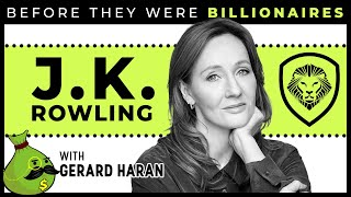 JK Rowling - Before They Were Billionaires