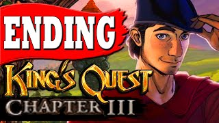 Kings Quest Chapter 3 ENDING Once Upon a Climb - MARRY PRINCES NEESE ENDING