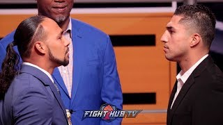 ONE TIME IS BACK! KEITH THURMAN FACES OFF WITH JOSESITO LOPEZ IN LOS ANGELES!
