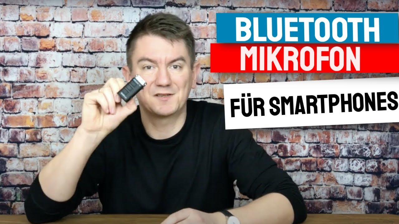 bluetooth mikrofon test f r android handy oder iphone youtube. Black Bedroom Furniture Sets. Home Design Ideas
