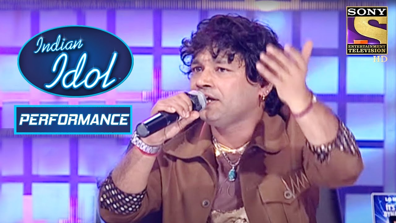 Download Kailash जी ने गाया Kuldeep के साथ 'Teri Deewani'   Indian Idol Season 4