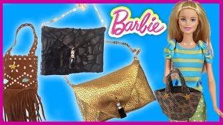 Video Barbie Çantası Nasıl Yapılır? - Oyuncak Butiğim download MP3, 3GP, MP4, WEBM, AVI, FLV November 2017
