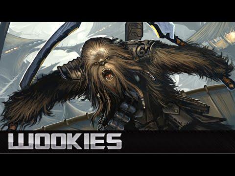 Star Wars lore: Wookies