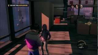 Saints Row the Third Part 1 - When Good Heists go Bad!