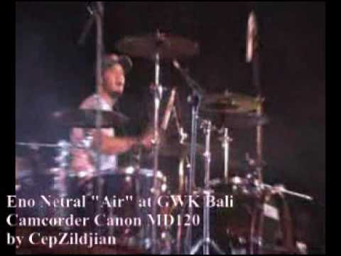 eno netral air drum only youtube. Black Bedroom Furniture Sets. Home Design Ideas