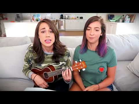 Thinking Out Loud Cover by Colleen Ballinger and Gabbie Hanna