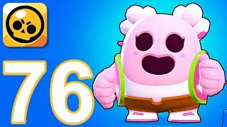 Brawl Stars - Gameplay Walkthrough Part 76 - Sakura Spike (iOS, Android)