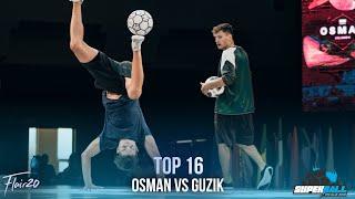 Gambar cover Osman v Guzik - Top 16 | Super Ball 2019