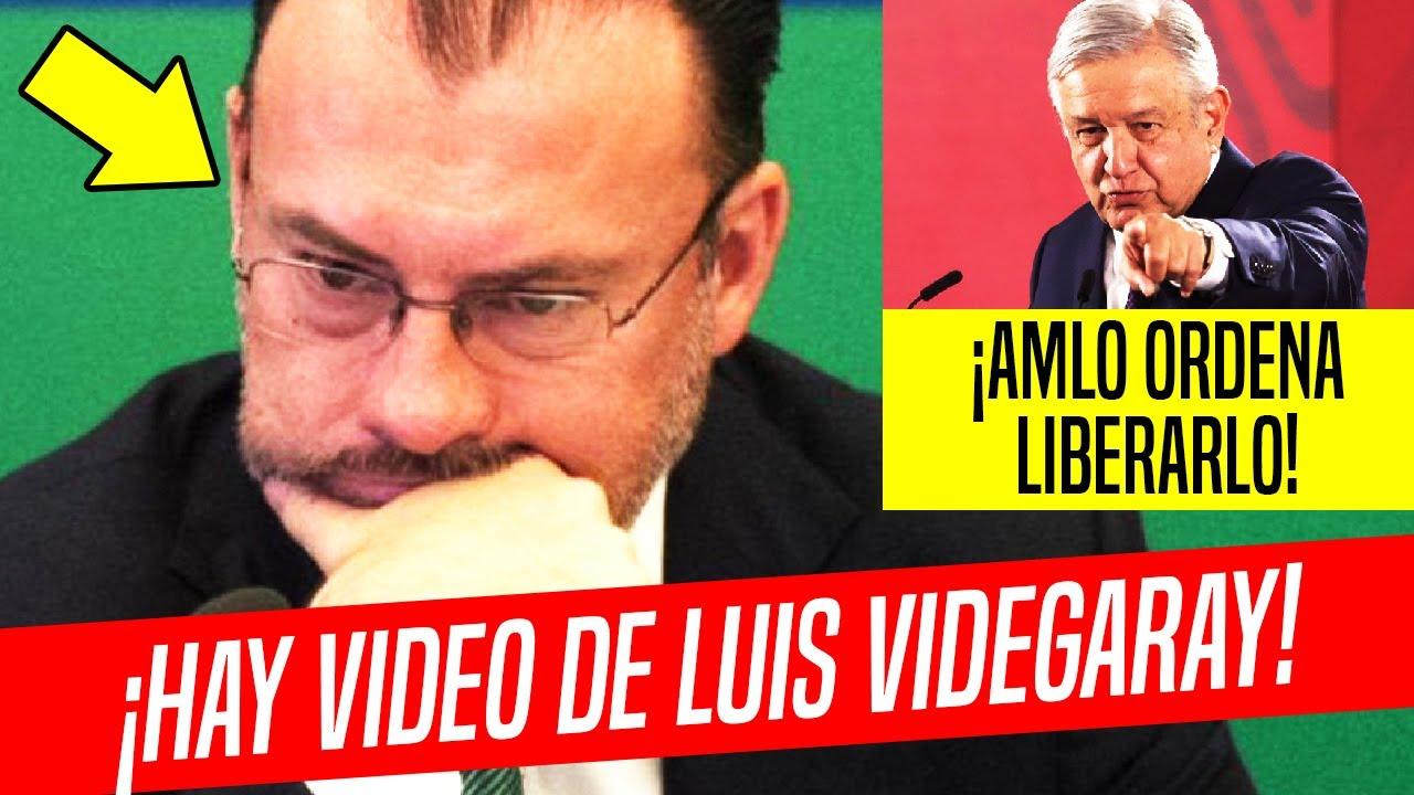 JUSTO AHORA! AMLO ORDENA A GERTZ LIBERE VIDEOS Y LLAME A DECLARAR A EPN Y VIDEGARAY