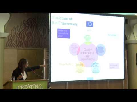 Nora Milotay, European Commission: Education and Culture Directorate
