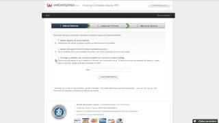 Cómo contratar un hosting con webempresa