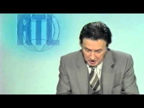 Le journal de Télé-Luxembourg - 1980 - Robert Diligent