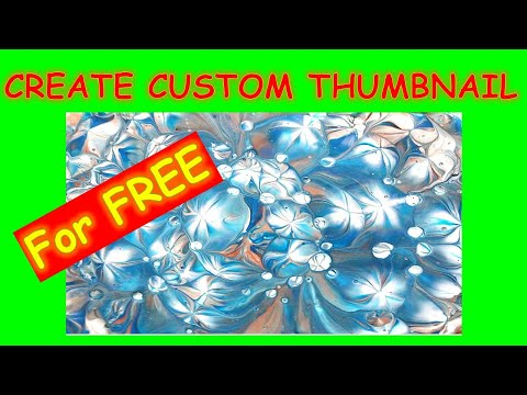 HOW TO MAKE CUSTOM THUMBNAILS FOR FREE | Photopea from YouTube · Duration:  17 minutes 22 seconds