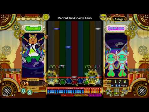 [pop'n music うさぎと猫と少年の夢] Lv.39 Manhattan Sports Club (turban) [Hyper]