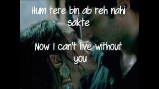 Tum Hi Ho - Aashiqui 2 - Lyrics and English Translation