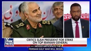 Trump responds to Iranian threats after killing of General Qassem Soleimani