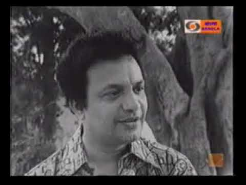 Uttam Kumar l Real Life Video inside studio l Rare