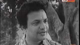 Uttam Kumar l Real Life Video inside studio l Rare