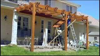 Eh Pergolas- Premier Timber Kits