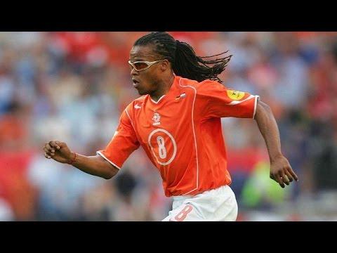 Edgar Davids all Netherlands Goals