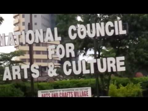 Expository Documentary on a central Drive by in the Federal Capital Territory Abuja with all the spl