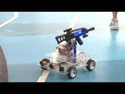 Askerler Şehit Olmasın Diye Savaş Robotu Yaptılar
