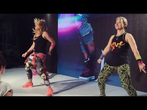 ZUMBA Masterclass By Jozefina & Friends || ADRIA FIT Expo 2017