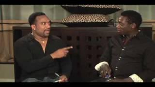 Interviewing Hollywood FHakeem Kae-Kazim