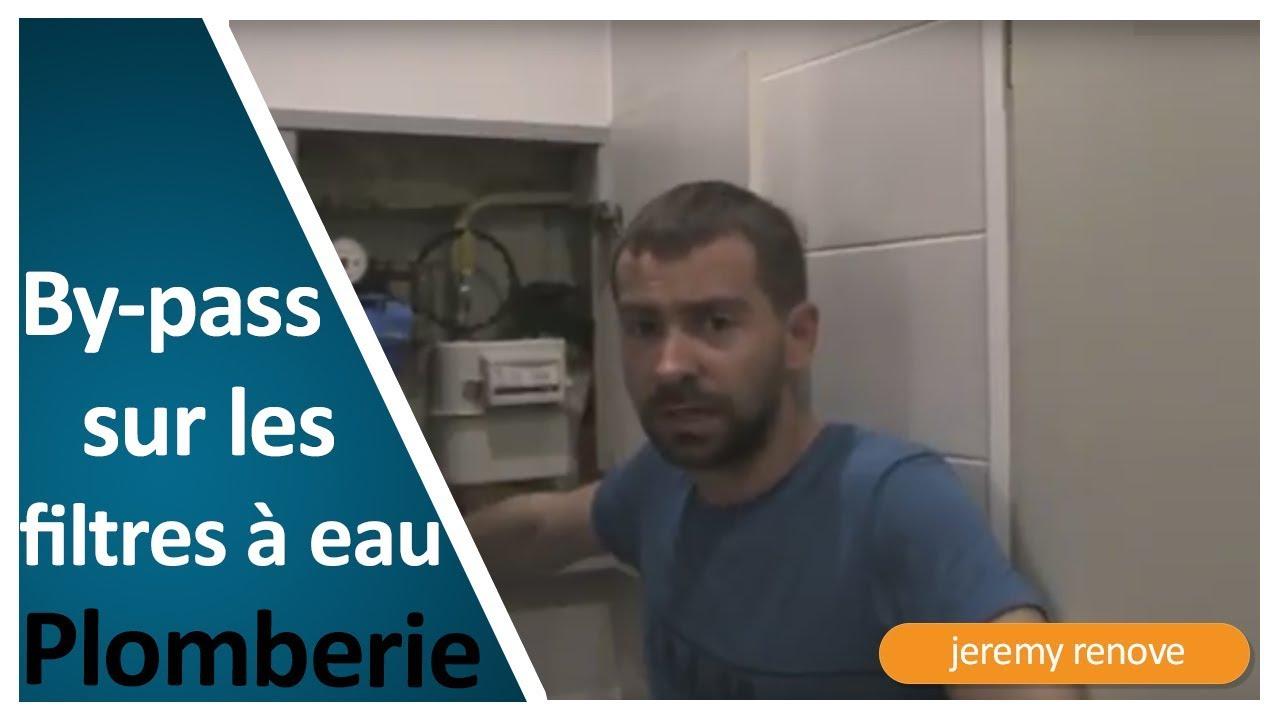 L'ARNAQUE DES BY-PASS SUR LES FILTRES À EAU #1