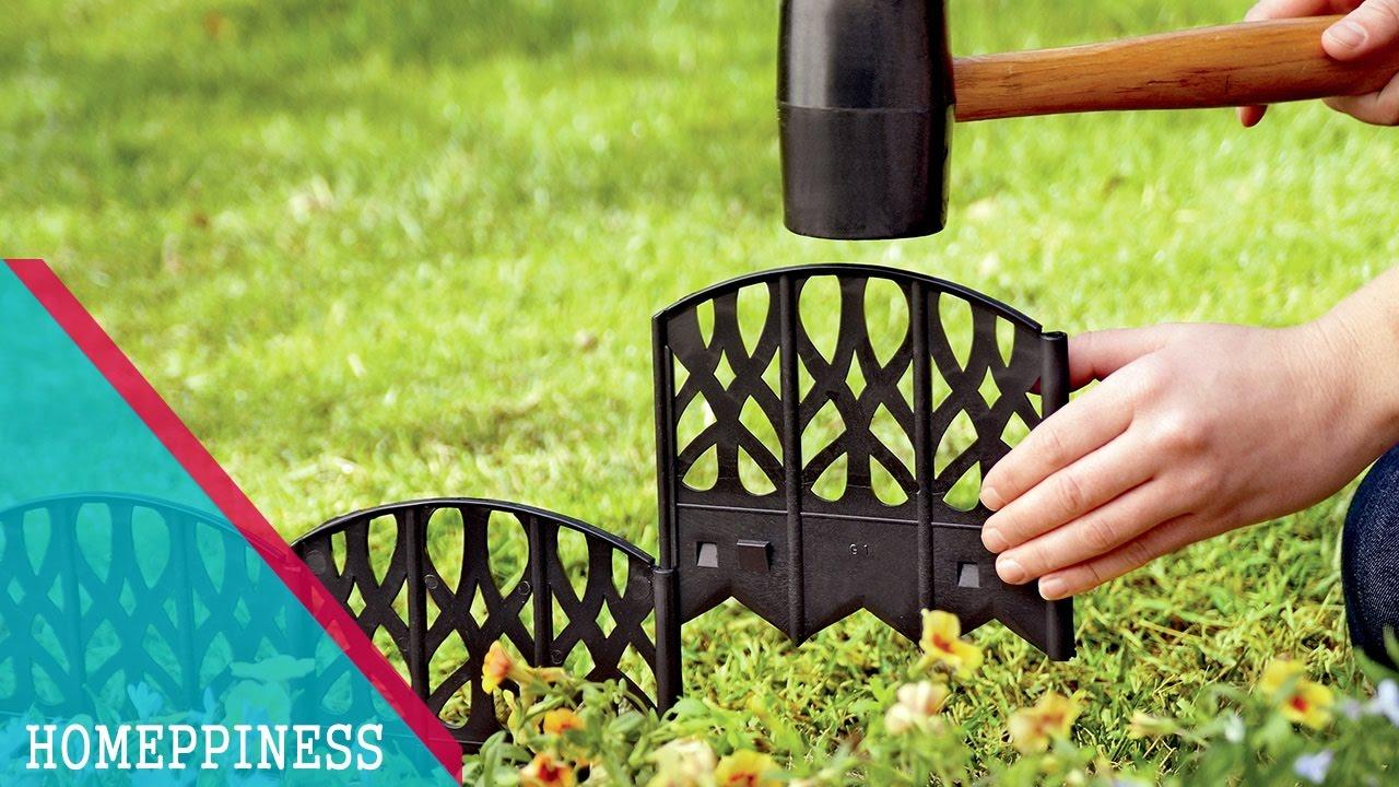 (MUST LOOK) 25+ Stunning Wrought Iron Garden Edging For Your Modern Home  Garden