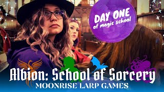 ALBION SCHOOL OF SORCERY LARP | Day One