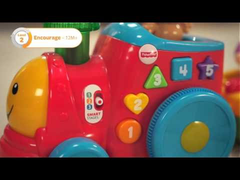 Fisher-Price Laugh & Learn® Puppy's Smart Stages™ Train