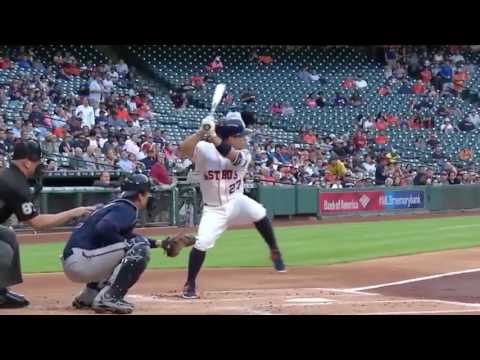 Jose Altuve - How DOES he do it?