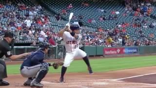 Jose Altuve - How DOES he do it?