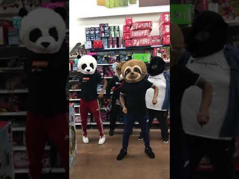 The Famous Walmart Animal Head petting zoo song