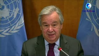 GLOBALink | UN chief calls on developed countries to contribute more to tackling climate change