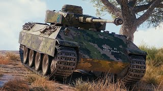 World of Tanks Pz.Kpfw. V/IV - 10 Kills 4,7K Damage
