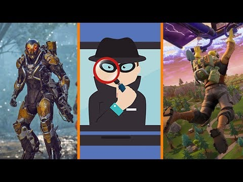 BioWare Promises Anthem Won't Suck + Using SpyWare to Catch Cheaters? + Fortnite NOT Shutting Down