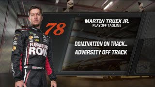 Truex Jr. remains the favorite in the Round of 8
