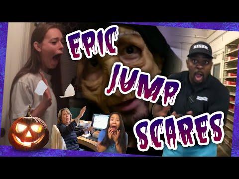 EPIC JUMPSCARES!! #4