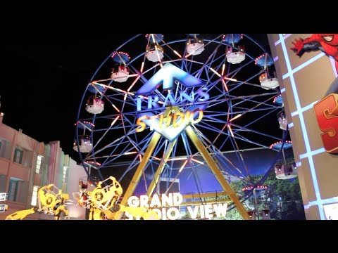Trans Studio  Theme Park - Trans Studio Makassar