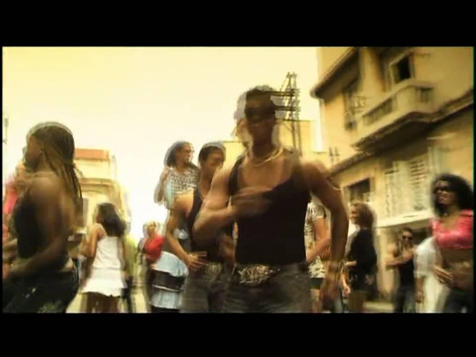Lucenzo feat Big Ali - Vem dançar kuduro (Official Video)