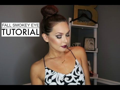 Tutorial | Fall Smokey Eye thumbnail
