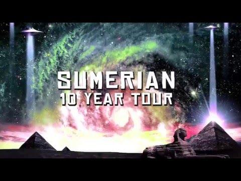 Sumerian 10 Year Tour - Official Trailer