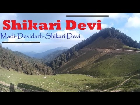 Shikari Devi Mandi Bike Trip With GoPro | Himachal Pradesh, India |