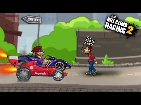RACE CAR (HCR) VS LAMBORGHINI (HCR2) - CoconutBro