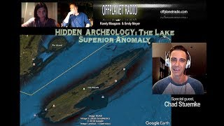 Chad Stuemke: Hidden Archeology-The Lake Superior Anomaly- Hr1